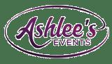 Ashlee's Events Logo