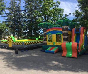 Foam Parties and Bouncy Castle Rentals