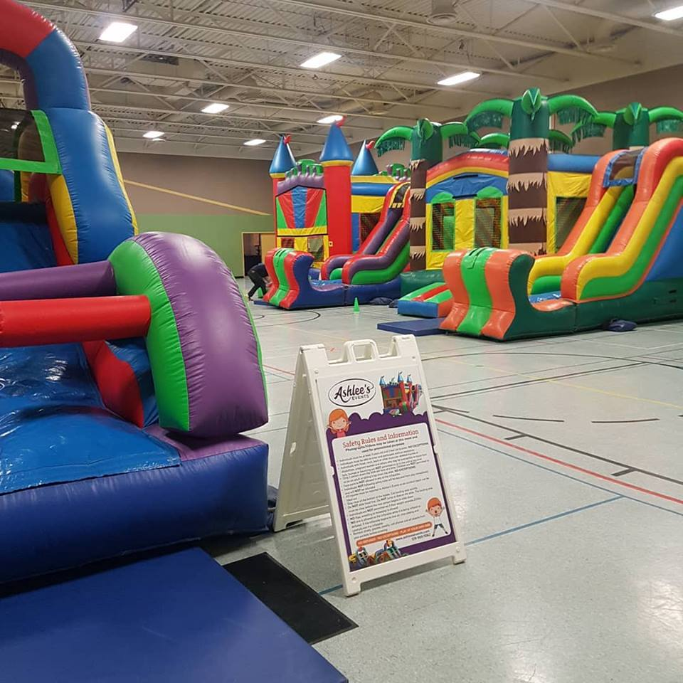 indoor winter birthday parties Brantford