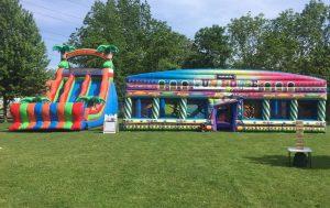 Festival and School Rentals