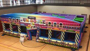 Giant Inflatable Maze Rental