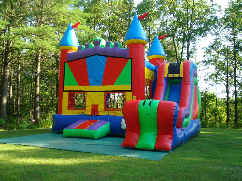 Bouncy Castle Main