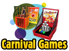 Carnival Games Rentals