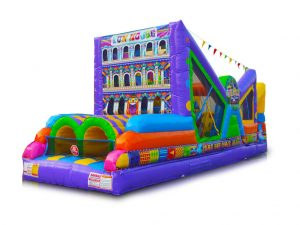 product shot of inflatable