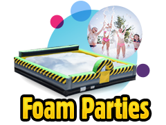 Foam Party Rental