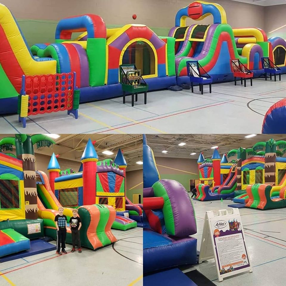 Ashlee's Indoor Bouncy Castle Events