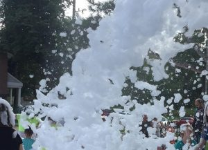 Thick Foam Parties