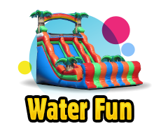 Water Inflatables Rental