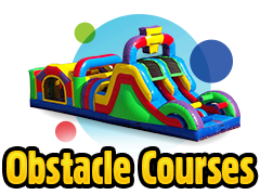 Obstacle Courses Rental