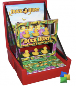 duck hunt rental