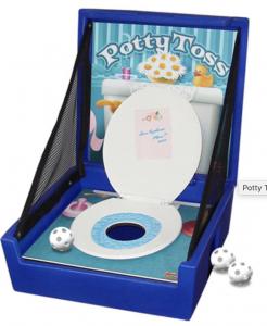 potty toss rental